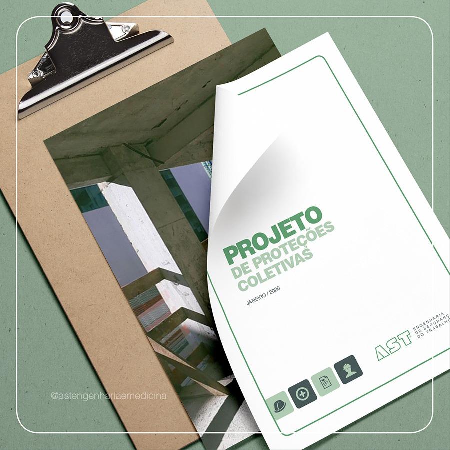 Projeto de proteções coletivas