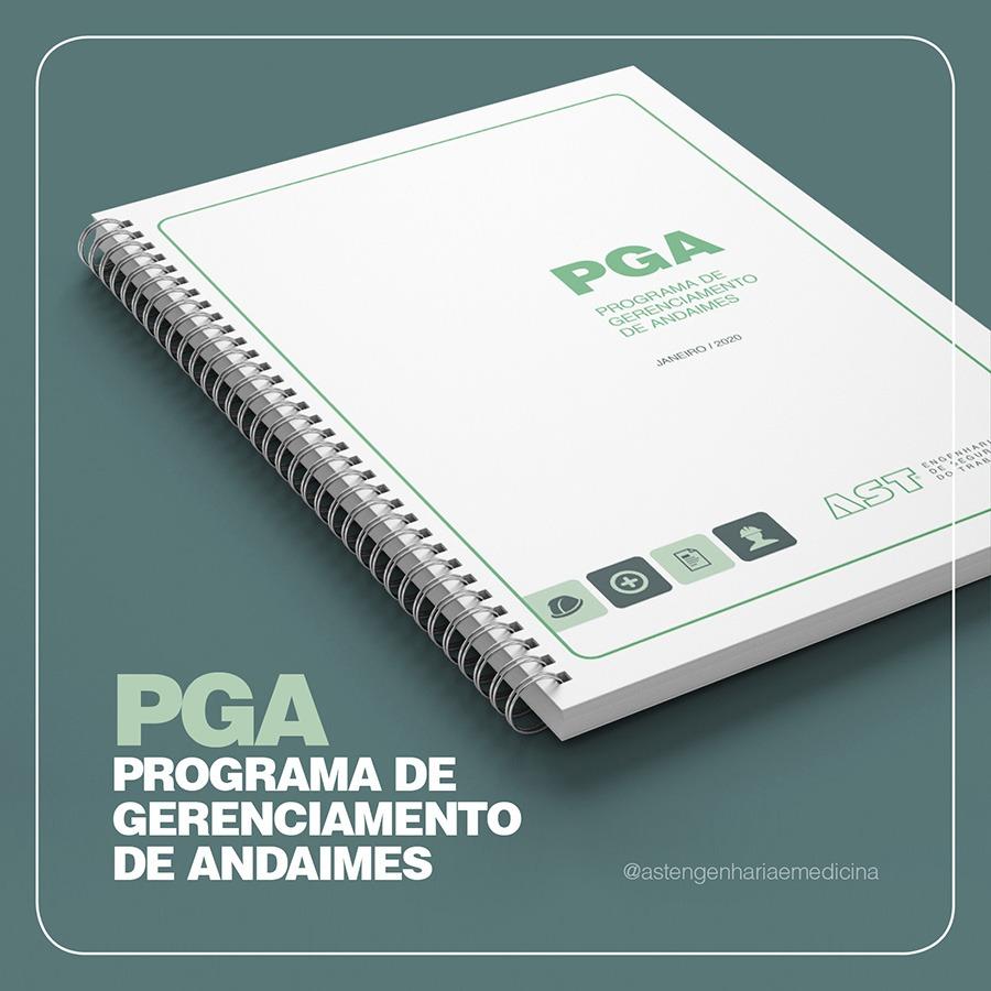 PGA - Programa de gerenciamento de andaimes