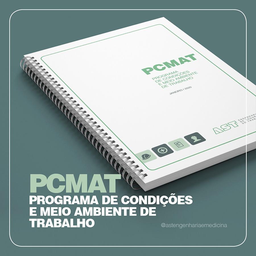 PCMAT - Programa de condições e meio ambiente de trabalho