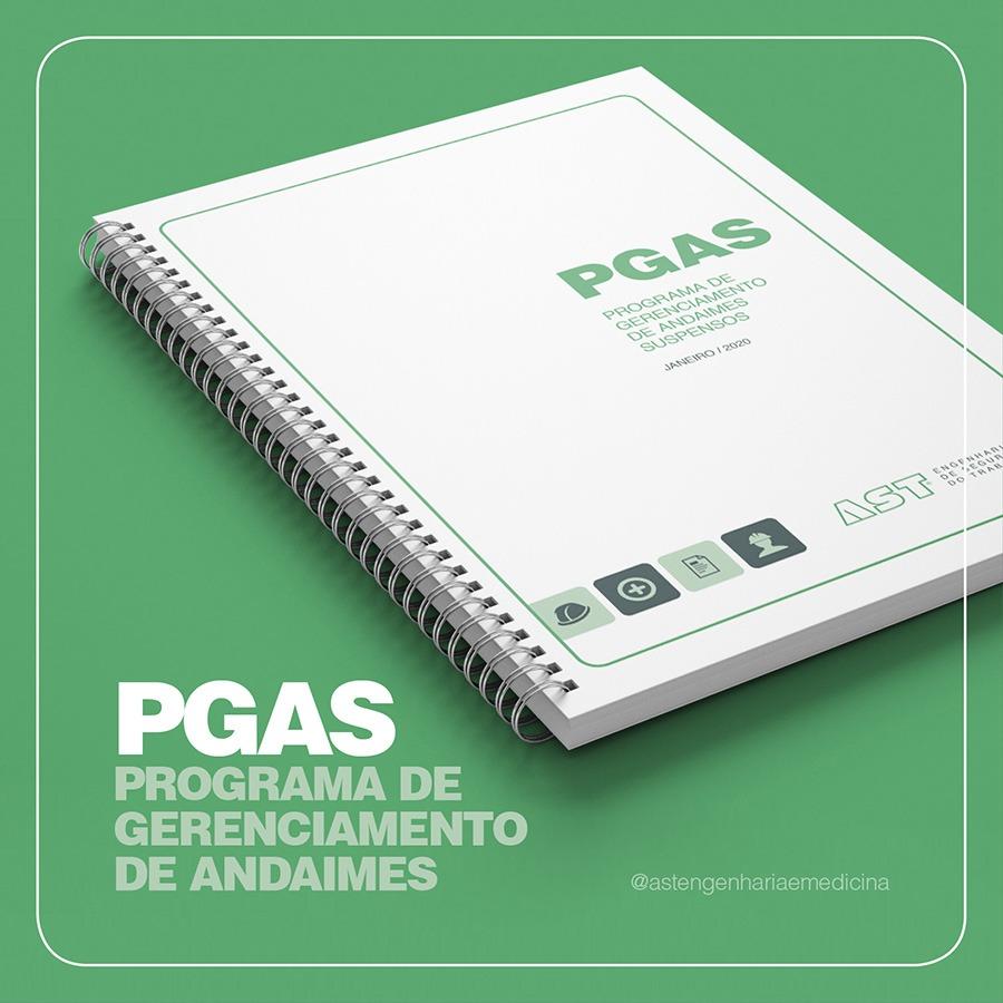 PGAS - Programa de gerenciamento de andaimes