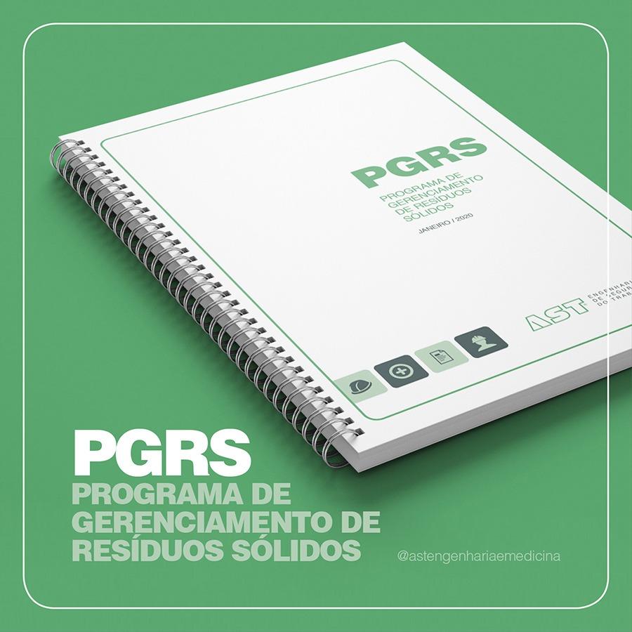 PGRS - Programa de gerenciamento de resíduos sólidos