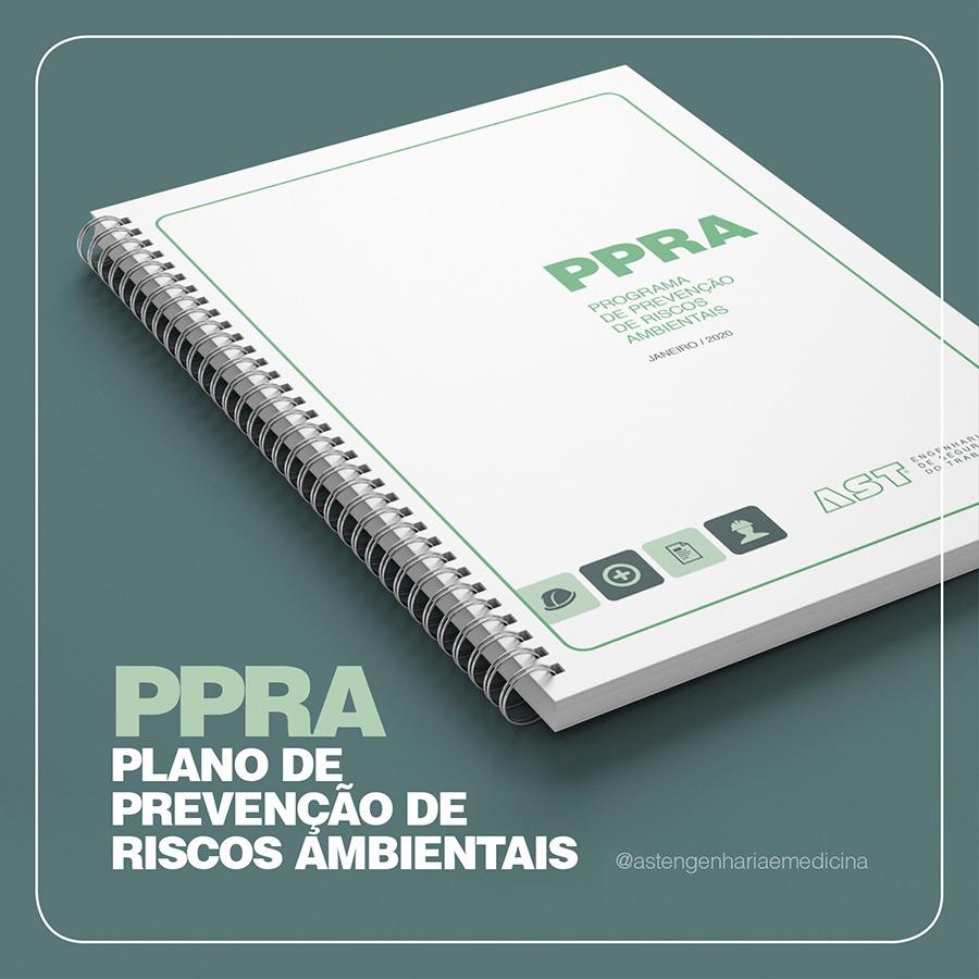 PPRA - Plano de Prevenção de riscos ambientais