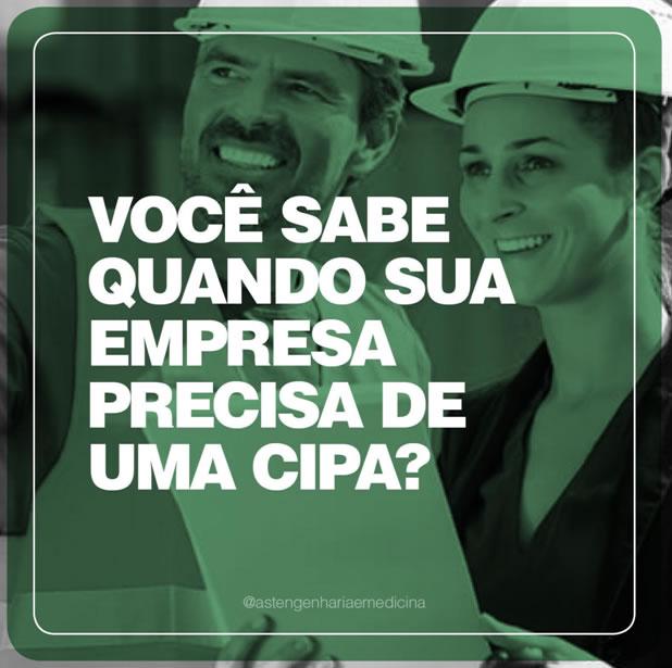 Você sabe quando a empresa precisa de CIPA?